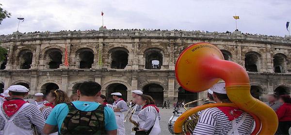 Journée Feria à Nîmes