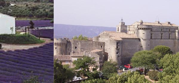 Gordes & son village magnifique