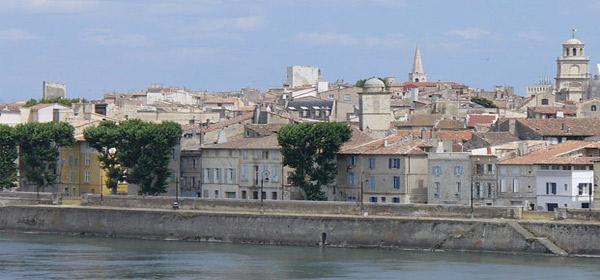 Arles et Aigues-Mortes