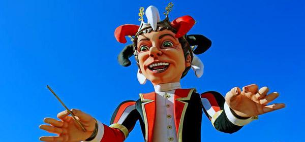 Nice : Corso Carnavalesque Parade Nissarde