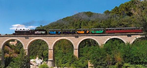 Train des Cévennes et Bambouseraie 67 €