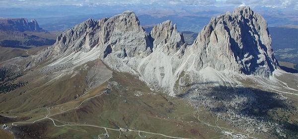 LES DOLOMITES : Les Alpes Italiennes 5 Jours