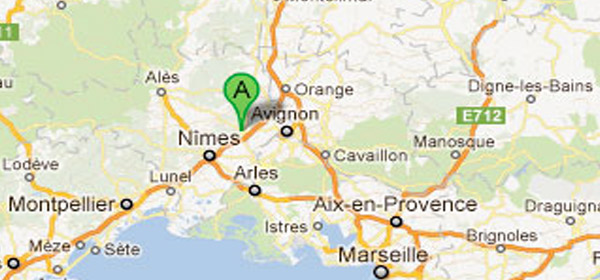 Nîmes en liberté & Le Pont du Gard
