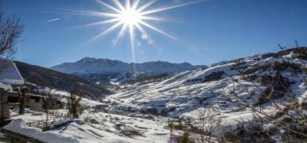Vars : Journée Neige