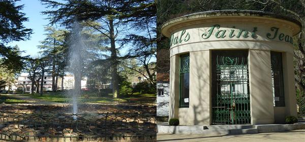 Vals Les Bains & Jean Ferrat