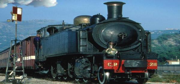 Le Train à Vapeur des Pignes & Annot