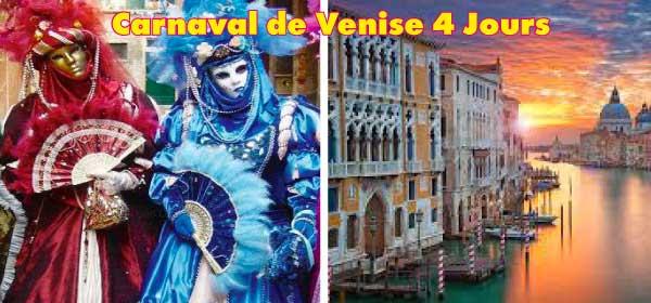 Carnaval de VENISE 2018 4J-3N