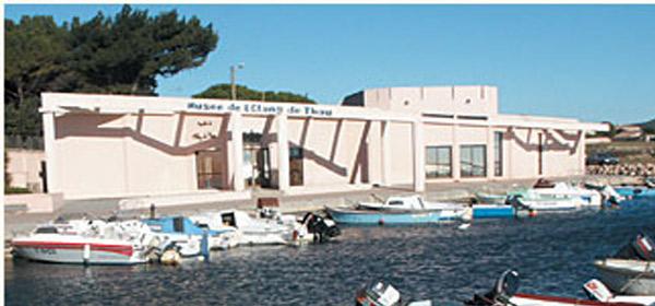 Sète, Mèze - Musée Étang de Thau