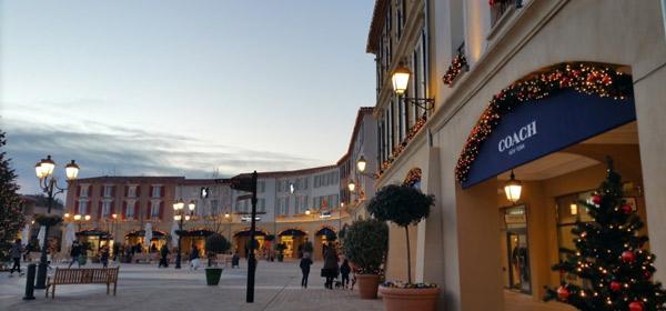 1/2 J Shopping McArthurGlen Provence