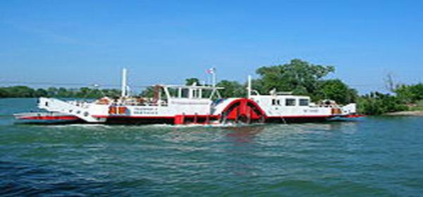 Bateaux à Roues & Stes Maries de La Mer