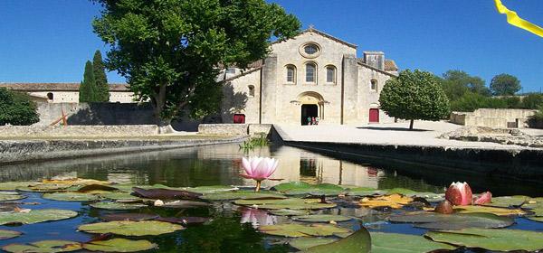 Abbaye de Sylvacane - Repas Richebois & Château de l