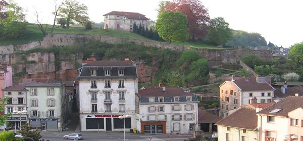 Les Vosges - 5 Jours
