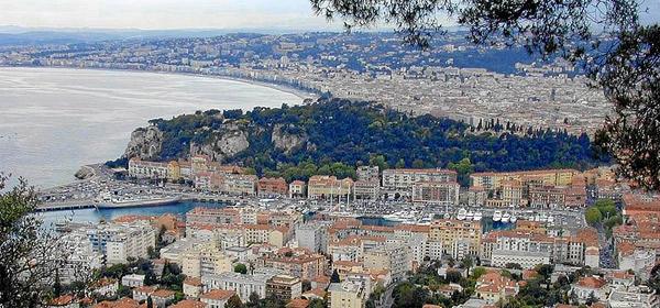Nice: Bataille de Fleurs