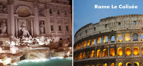 Rome Promotion -  4 Jours