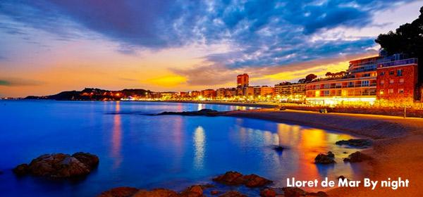 PROMO Lloret de Mar & Barcelone 4J - 3N
